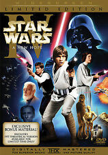 Star Wars (DVD, 2006, 2-Disc Set, Canadian Limited Edition Widescreen)