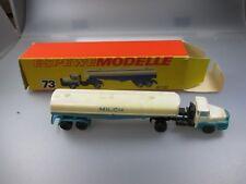 Espewe, DDR Modell, Spur H0,Unic Izoard Milchtankwagen   (GK111)