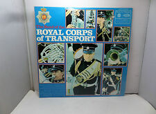 BAND OF THE ROYAL CORPS OF TRABSPORT MFP 12888 VINYL RECORD LP'S