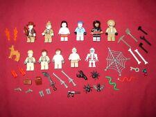 LEGO Indiana Jones Minifigures Lot,Raiders of the Ark  Lot,Weapons ,11 Figures