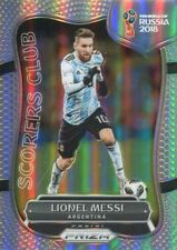 Prizm World Cup 2018 Scorers Club Refractor Chase Card SC-1 L Messi - Argentina