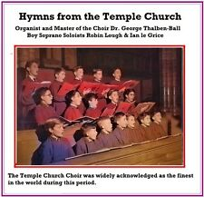 Hymns from the Temple Church - Dr. Thalben-Ball, Organ &  Boy Sopranos 1959 -65