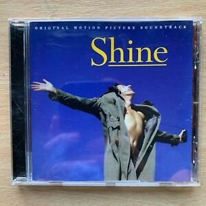 Shine CD 1996 OST Original Motion Picture Soundtrack CD by David Hirschfelder