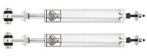 Viking Warrior Rear Smooth Bodied Shocks 2006-20 Dodge Challenger, Charger