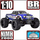 Redcat Racing Volcano EPX 1:10 Electric Brushed 4WD Monster RC Truck Blue NEW