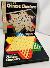 1973 Dragon Chinese Checkers Milton Bradley Complete Great Condition FREE SHIP