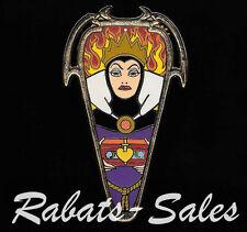 Evil Queen Art Nouveau - Disney Auctions Pin Le1000 New On Card