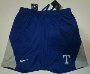 New with tags Nike Texas Rangers MLB Baseball Franchise Shorts Men's Size XL NWT