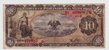 Messico    5 pesos 1914   BB  VG    pick S 537 A    lotto 1073