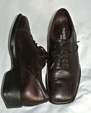 Theresia M Brown Leather Heike TPS Comfort Lace Up Shoe Oxford-6.5-7 US-4.5 EU