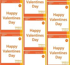 Funny SAINSBURYS HAPPY VALENTINES DAY Wrapping Paper A1, A2 or A3 - party, joke