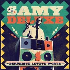 Berühmte Letzte Worte (Inkl.MP3 Code) von Samy Deluxe (2016)