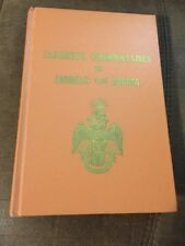 Clausen's Commentaries On Morals And Dogma By Henry C Clausen