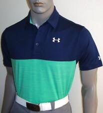 (FRI) 2017 Mens Under Armour Jordan Spieth PGA Friday Golf Polo Shirt $70 (GR)