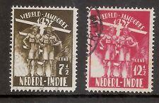 Nederlands Indië  Nummer 226/227  Gebruikt.