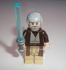 Obi Wan Ben Kenobi Minifigura Lego Star Wars Classic Saga Nuevo