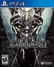 Blackguards 2 Limited Day One Edition (PlayStation 4, 2017)