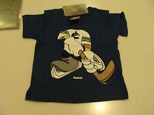 2012-13 Vancouver Canucks Dream Job T Shirt Child Age 7 L Kids Hockey Toddler