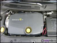 Renault Megane II / Scenic II 2003-2008 1.9 DCI 130 Engine F9Q 818 + Fitting