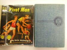Pivot Man, Dick Friendlich, Famous Sports Stories, DJ, 1949