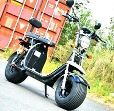 Elektro Scooter - 60V 1500W Brushless City Scooter 24Ah Akku Scooter Coco Bike