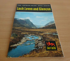 The Cotman Color Book Series Loch Leven Glencoe Vintage 1967 Scotland Guide