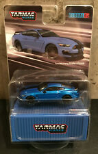 New ListingTarmac Works Global64 1/64 Blue Ford Mustang Shelby Gt350R