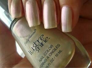 Sally Hansen LUSTRE SHINE nail polish BUY 2 GET 1 FREE!! must add 3 to cart