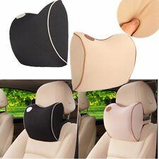 Memory Foam Cushion Car Truck Auto Seat Head Neck Rest Headrest Pillow Pad AU