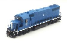 Athearn Genesis HO Boston & Maine GP38-2 B&M #211 w/ Factory DCC & Tsunami Sound