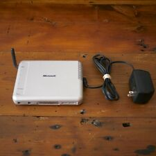 Microsoft MN-500 Broadband Networking Wireless Base Station Wifi LAN Router