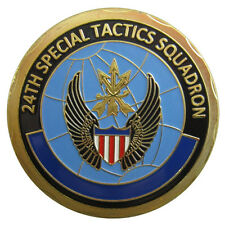 U.S. AIR FORCE 24th Special Tactics Squadron GP COIN 1093#