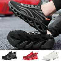 Athletic Shoes Mens Running Trainers Shoes Outdoor Sports Sneakers Breathable