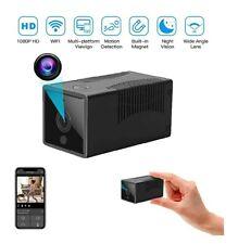 HD WiFi Mini Hidden Stealth Wireless WiFi Spy Camera 1080p Portable Small Nanny