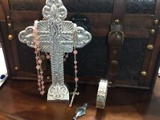 Rosary/ Bracelet Our Lady Miraculous Medal Pilgrimage 2017