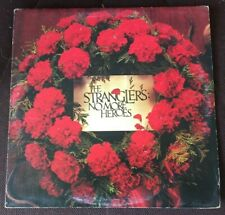 "The Stranglers  No more heroes 12""lp"