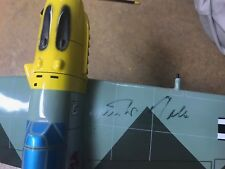 WWII Luftwaffe Ace Gunther Signed FW-190 plane airplane 3rd BEST ace of all!!