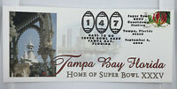 2000 TAMPA BAY HOME OF SUPER BOWL XXXV COVER 147 DAYS TO GO BUCCANEERS COUNTDOWN