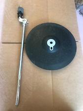 """Yamaha PCY135 13"""" Three-Zone Electronic drum Cymbal w/ arm"""