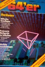 64er Sonderheft 13 Hardware für den C64 & C128 Commodore C64 (Markt & Technik)