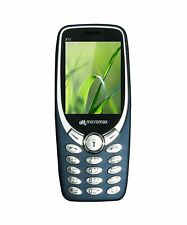 Micromax X1i(Grey) Feature Phone Cell Phone,Keypad Phone,Mobile Phone