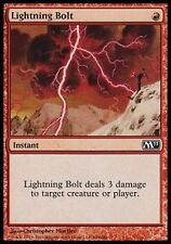 *MRM* FR Foudre - Lightning Bolt MTG Magic 2010-2015