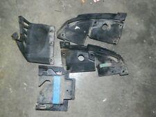 91 HONDA TRX 200 ASSORTED PLASTIC MUDFLAP GREAT SHAPE 1991 TRX200 FOURTRAX