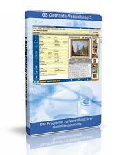 GS Gemälde-Verwaltung 3 Software zur Verwaltung Ihrer Gemälde-Sammlung