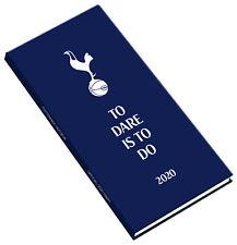 Tottenham Hotspur Football 2020 Diary - Slim Pocket Week to View Fomat