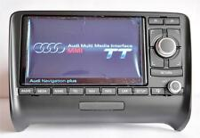 "NEW LAST 2017 ""E"" version Audi TT TTS TT RS RNS-E MK2 LED MEDIA DVD navigation"
