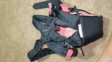 Infantino Baby carrier backpack Wrap 8-25 lbs  Breathe vented detachable hood