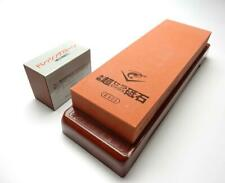 NANIWA CHOSERA Super Ceramics Stone SS-800/#800,w/Holder & Dressing Stone