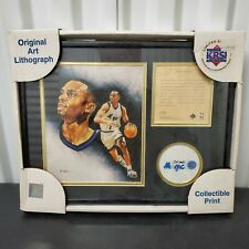 Orlando Magic Penny Hardaway Limited Edition Art Print Numbered KRSI Collectible