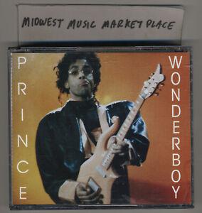 Prince - Wonderboy - Rare Near-MINT OOP UK Import 2CD - Paris 1987 + Outtakes